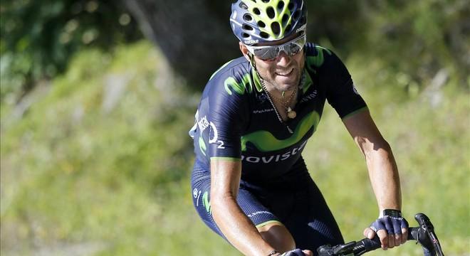 Valverde correrá el año que viene Giro y Tour