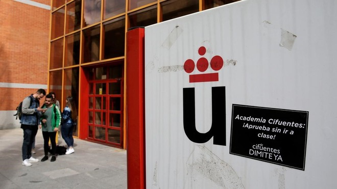 La URJC denuncia un esborrament massiu de 5.400 correus de l'Institut de Dret Públic