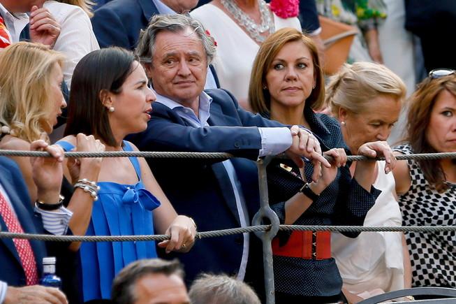 Villarejo va filtrar al marit de Cospedal dades policials per desactivar casos de corrupció en el PP