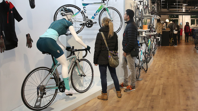 Locos por la bicicleta