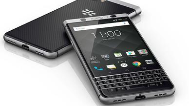 Blackberry recupera el teclado físico en su nuevo modelo KeyOne