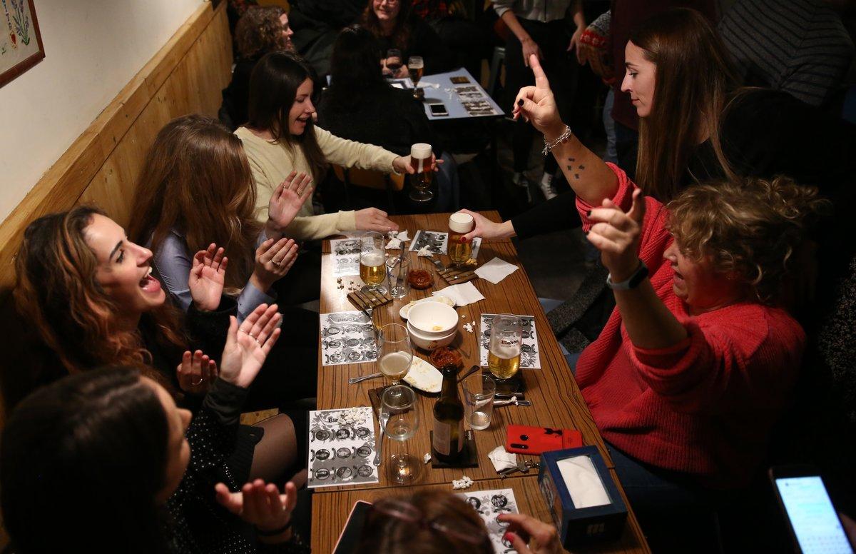 Buenavista Bar: ¡Han cantat línia! ¡I tornada!