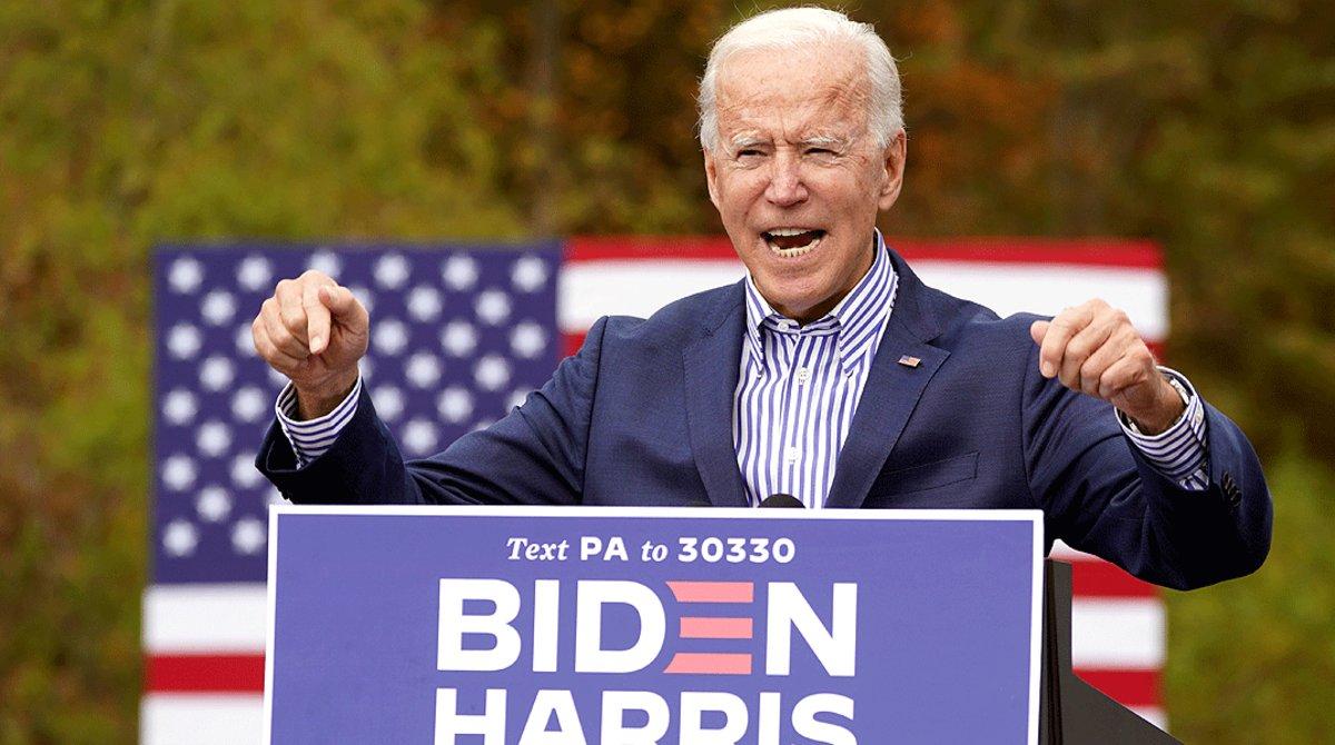 Elecciones EEUU: el milagro de Joe Biden