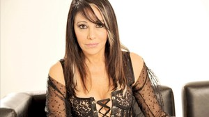 La cantante argentina Adriana Varela.
