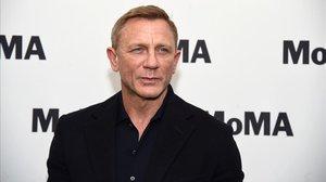Daniel Craig, en el MoMA de Nueva York.