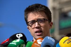 Errejón espanta la por de la divisió del vot de l'esquerra