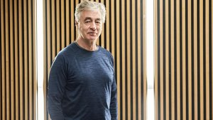 El director Steve James, en la Filmoteca de Catalunya