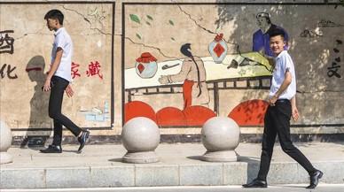 Ley seca en la 'Rioja china'