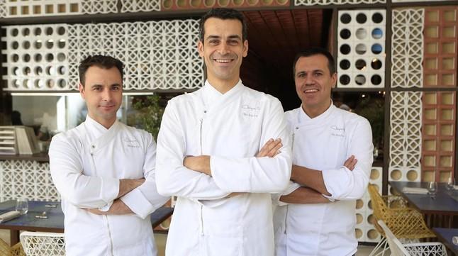 """Mateu Casañas: """"Llevamos el adn de El Bulli, pero tenemos un estilo propio"""""""