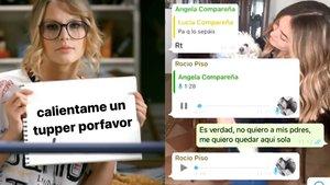 Elena Cañizares, la enfermera con covid a la que sus compañeras querían echar del piso, se hace viral