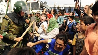 China niega tener encerrados a 1 millón de uigures en campos secretos