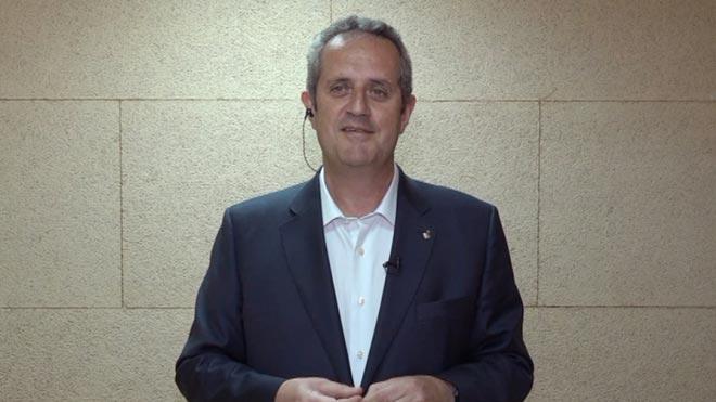 Entrevista con Joaquim Forn desde Soto del Real
