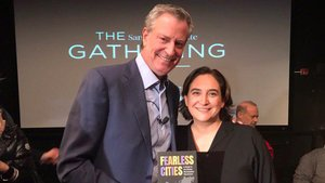 L'alcalde de Nova York firma una carta de recolzament a la candidatura de Colau