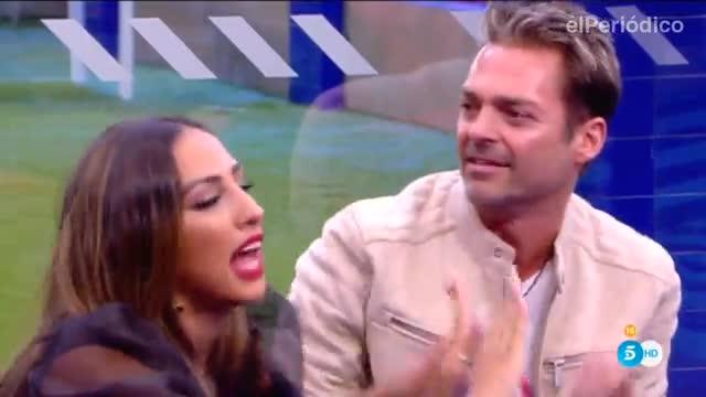 Hugo Castejón pelea con Noemí (Tele 5).