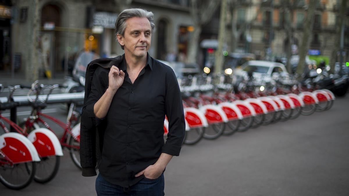 """Mikael Colville-Andersen: """"Les superilles són la culminació de la Barcelona d'Ildefons Cerdà"""""""