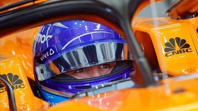 """Alonso: """"El equipo McLaren está a tope y muy unido"""""""