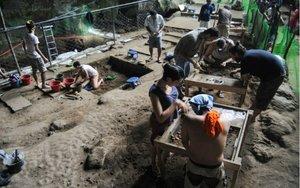 Descubrimiento de una nueva especie humana de hace50.000 años.