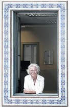 La Síndica de Greuges de la ciudad, Maria Assumpció Vilà, en la sede la sindicatura.