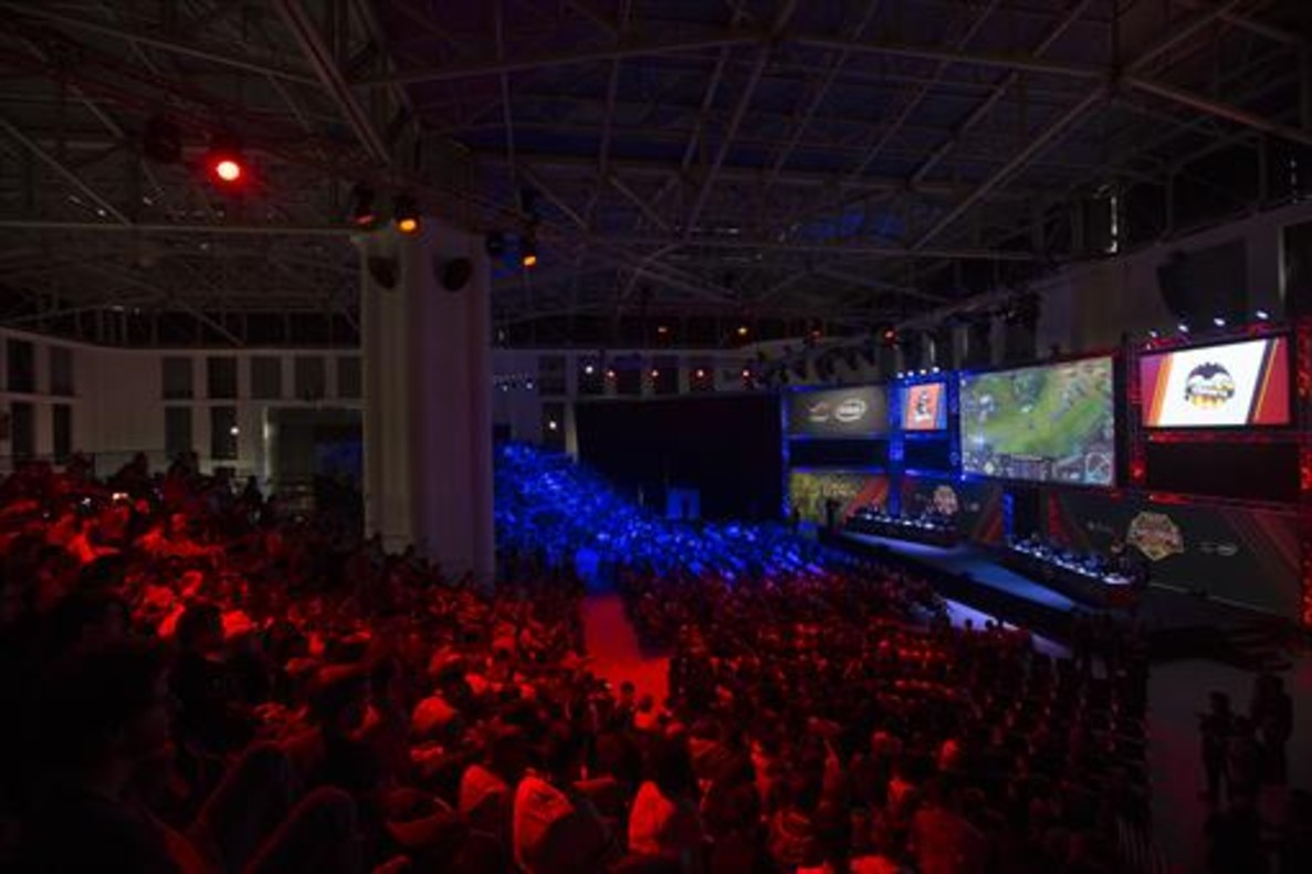 Games World 8 La reunión de Barcelona de estos días en la Fira.