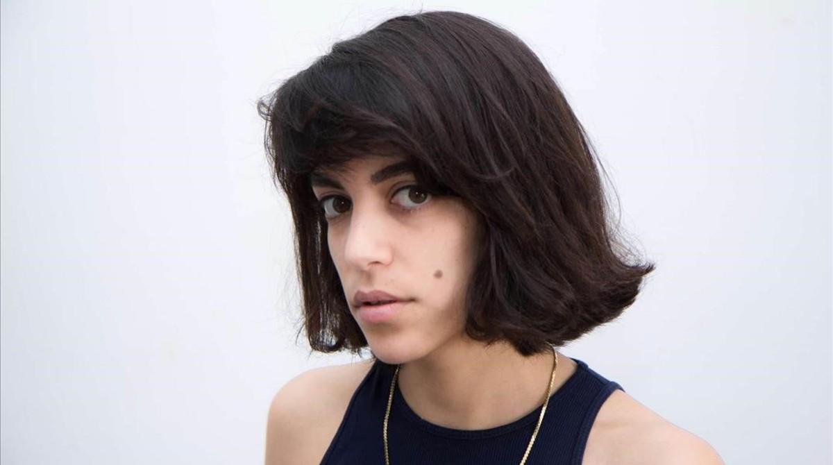 La guionista, actriz y directora Hadas Ben Aroya.