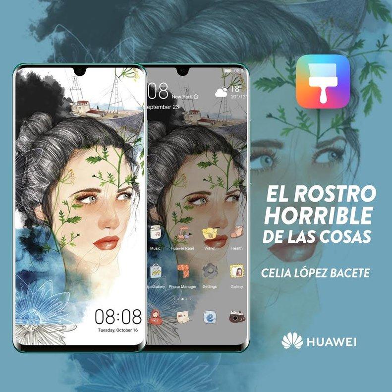 L'obra de nou artistes al mòbil