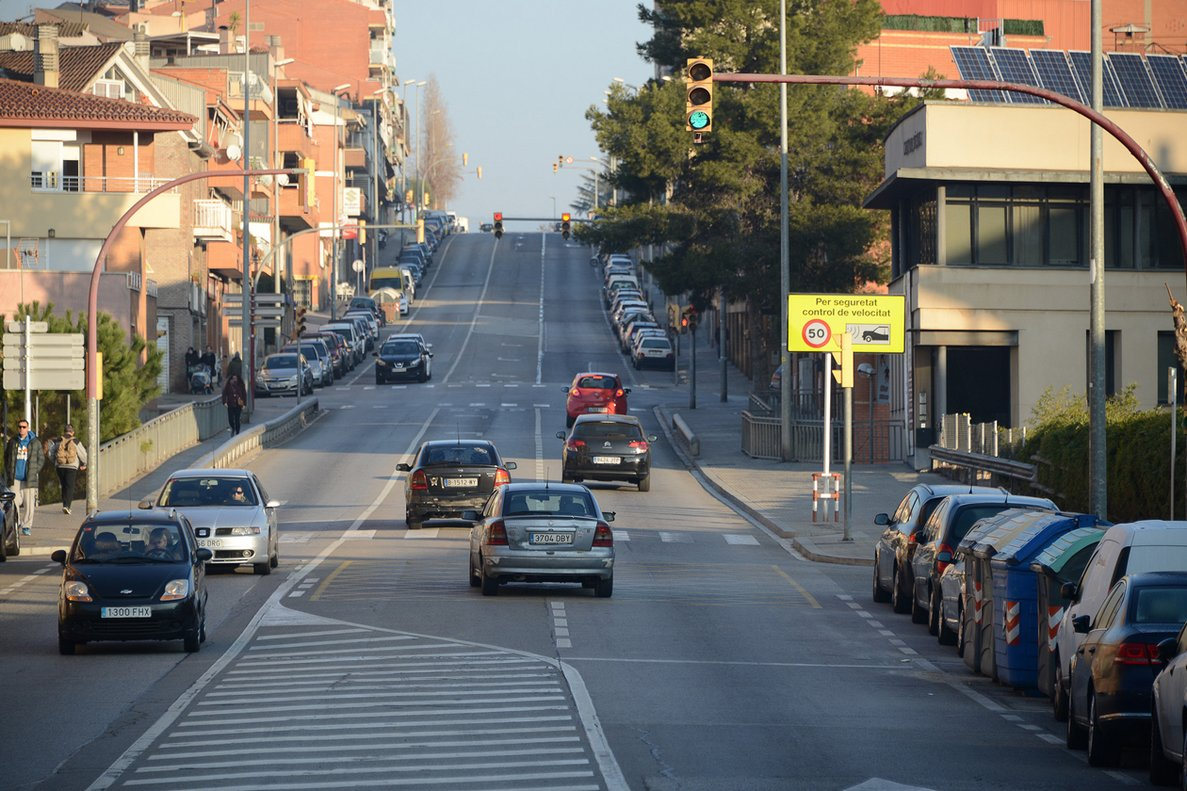 L'avinguda de l'Estatut de Rubí passarà a ser de titularitat municipal per convertir-se en un carrer