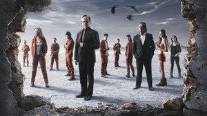 Imagen de 'Supermax', la nueva serie de Cuatro.