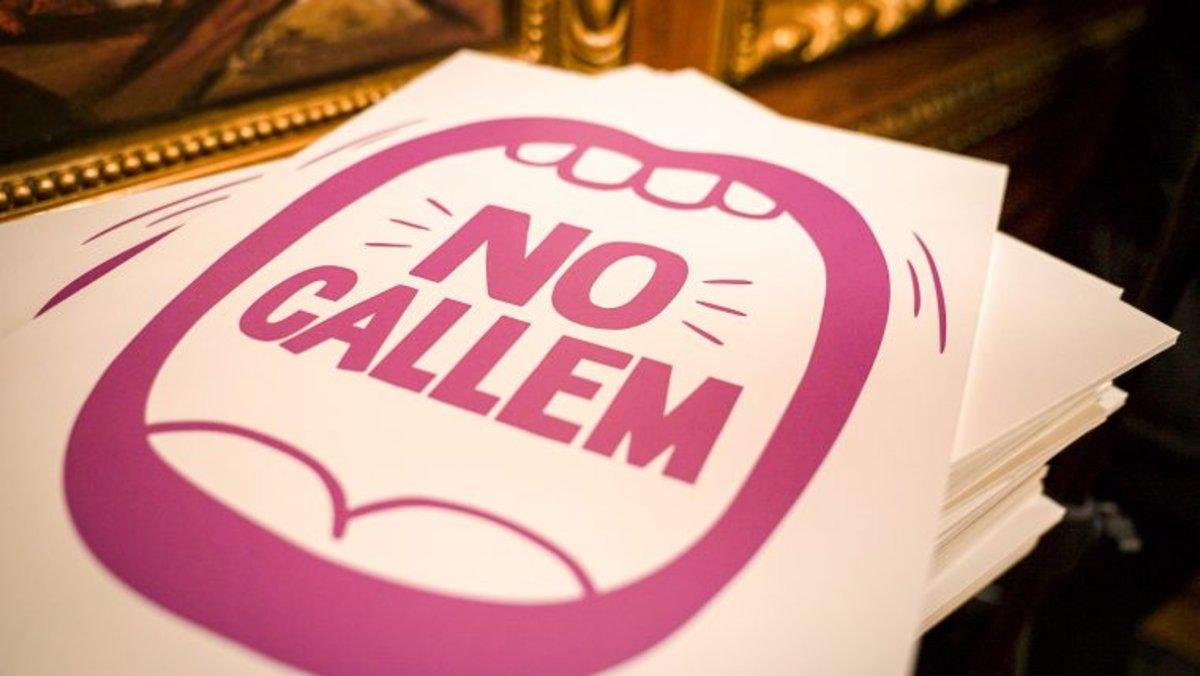 """Barcelona tampoc """"calla"""" davant de les agressions masclistes produïdes durant l'oci nocturn"""