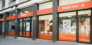 Instalaciones del nuevo centro de MasterD Barcelona (Comte Borrell, 209-211).
