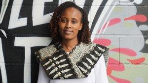 La investigadora Grace Mutung'u.
