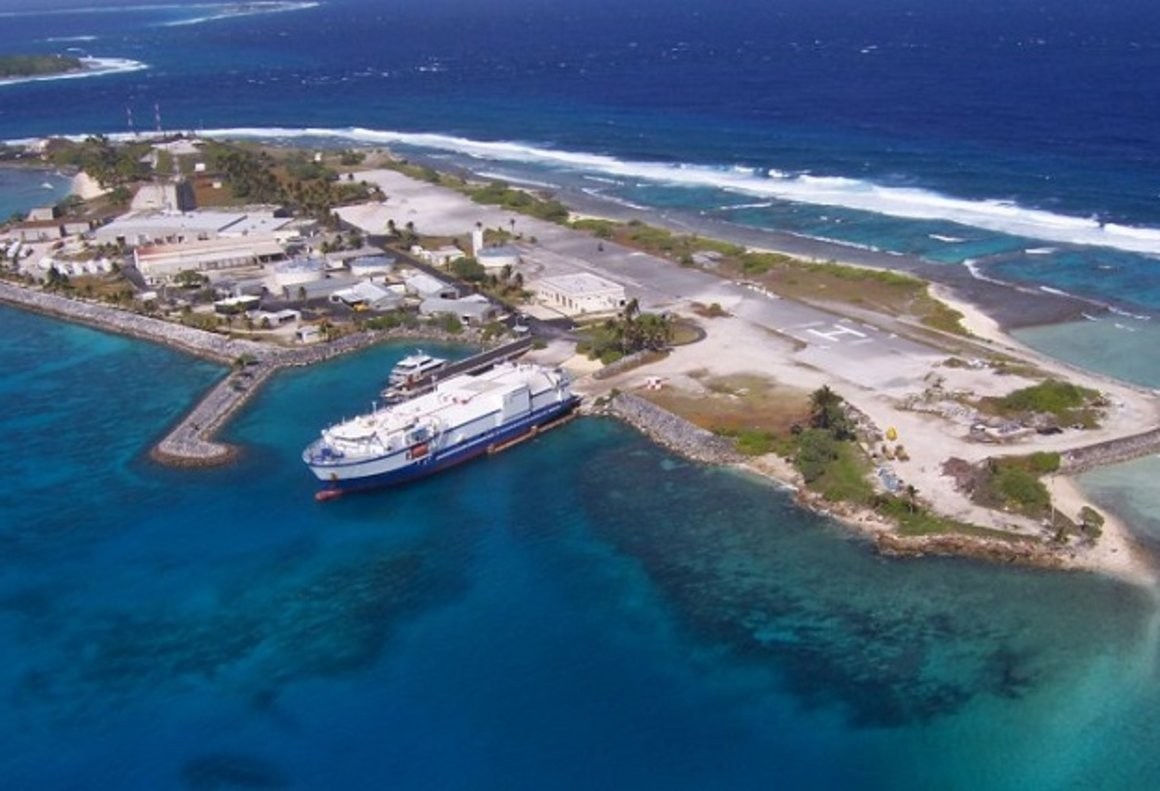 Islas Marshall.