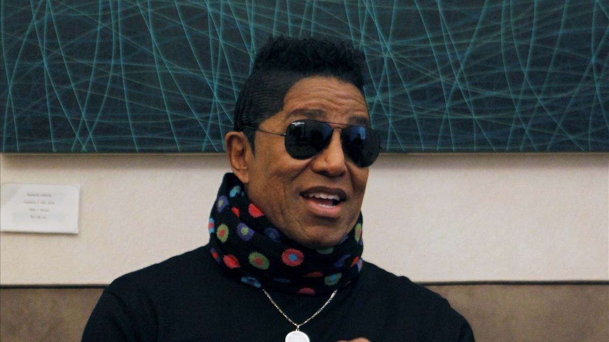 Jermaine Jackson, en Madrid, donde asistirá al estreno de Forever.
