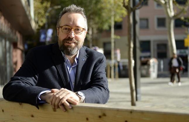 Juan CarlosGirauta, candidato de Ciudadanos por Barcelona en las elecciones del 20-D.