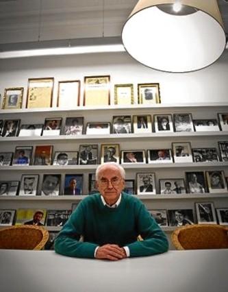 Josep Maria Espinàs.