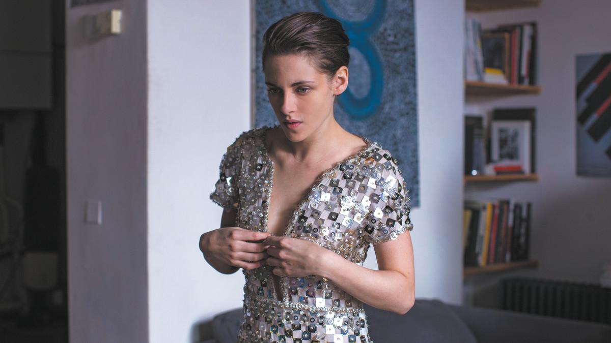 Kristen Stewart, en un fotograma de Personal shopper, de Olivier Assayas.