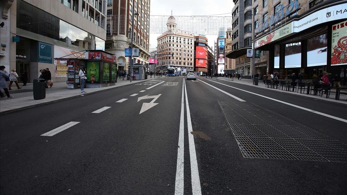 El PP i Vox donen per feta la supressió de Madrid Central