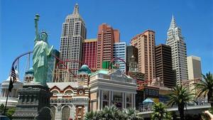 Las Vegas es la ciudad más pecadora de EEUU.