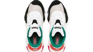 Las zapatillas Storm Adrenaline de Puma, que los tuiteros consideran que se han inspirado en Hitler.