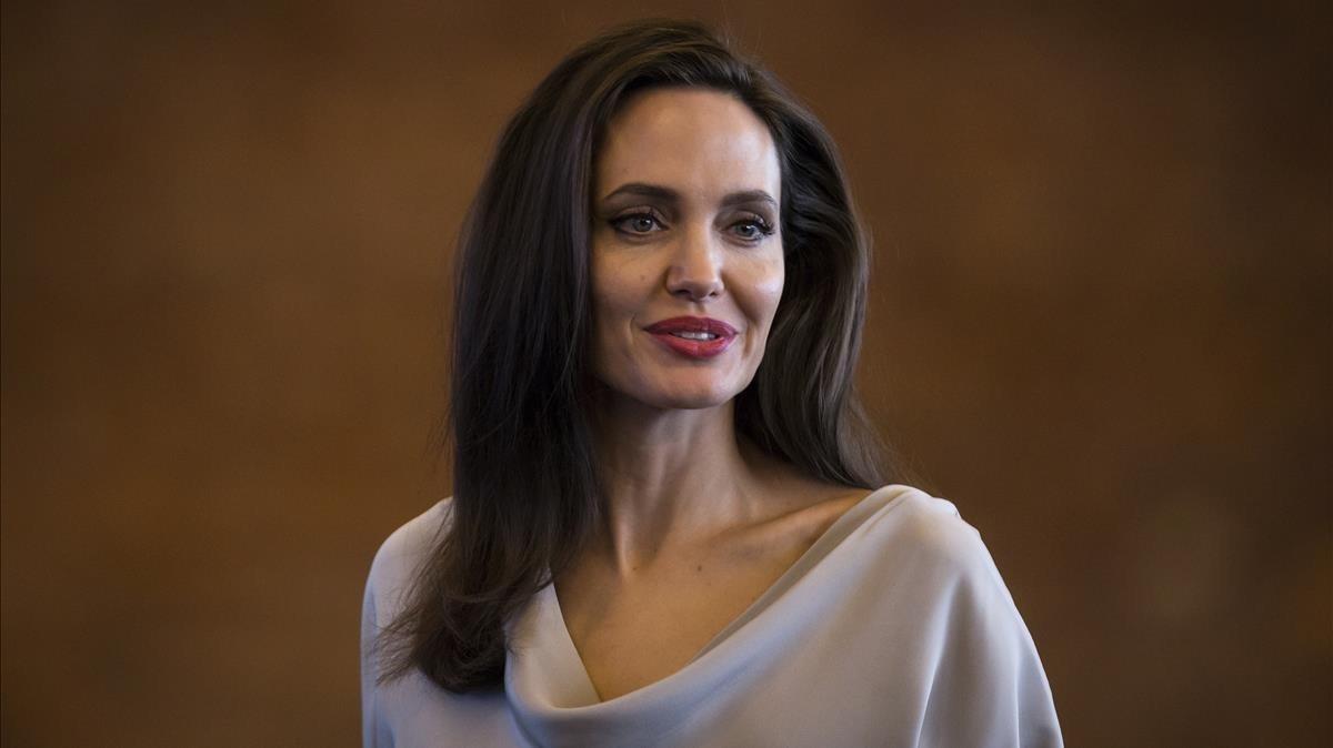 Angelina Jolie podria perdre les custòdia dels seus fills