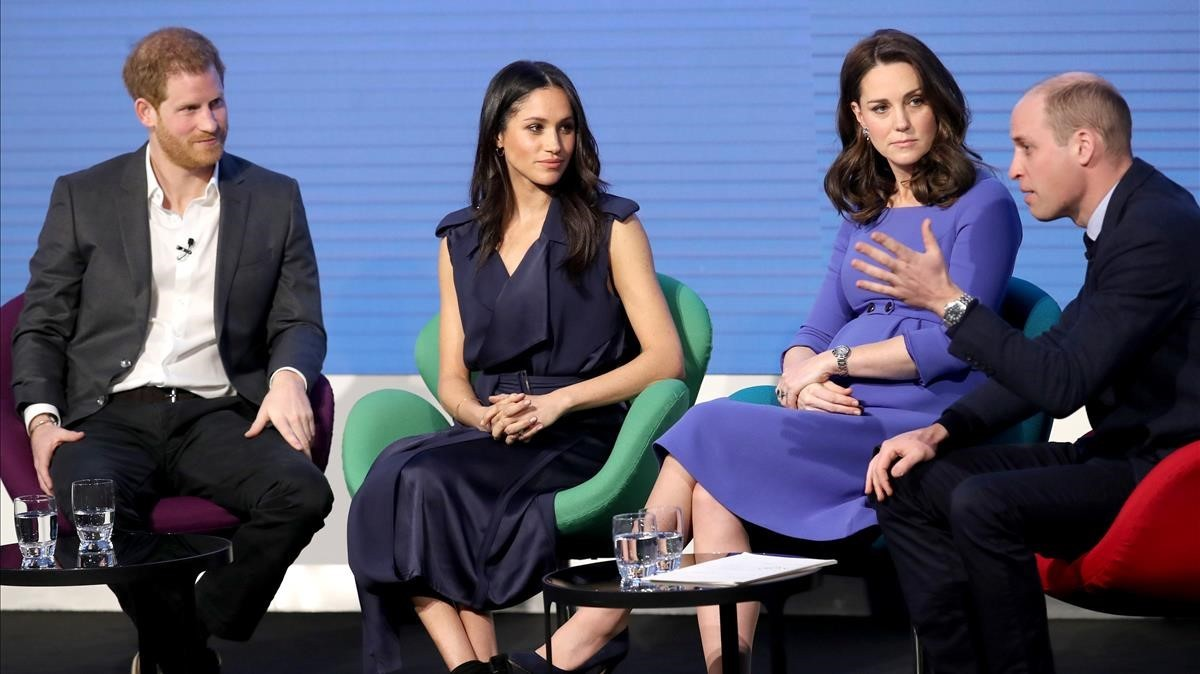 El quartet reial debuta a Londres