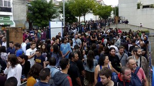 El 'casting' para la serie 'Juego de tronos' reunió a cerca de 5.000 personas en la localidad de Malpartida de Cáceres.