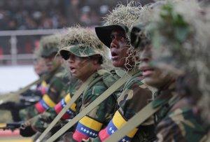 Maduro acusó nuevamente a su homólogo colombiano por supuestamente querer agredir territorio venezolano.