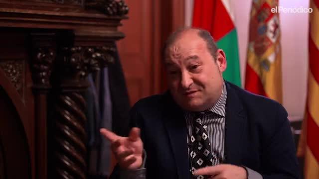 El minuto indiscreto de Carles Ruiz, alcalde de Viladecans.