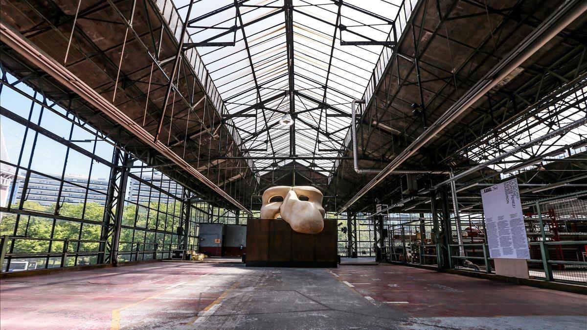 La nueva fábrica de la cultura de Bruselas se llama Kanal