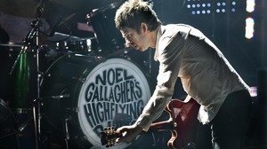 Noel Gallagher, en una visita anterior a Barcelona con los High Flying Birds.