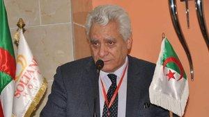El penalista argelino Mustafa Bouchachi, en una imagen de archivo.