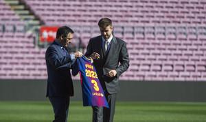 El comitè de competició obre expedient a Piqué