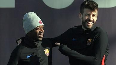 Dembélé vuelve a la lista del Barcelona