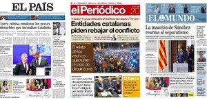 Prensa de hoy: Las portadas de los periódicos del domingo 20 de octubre del 2019