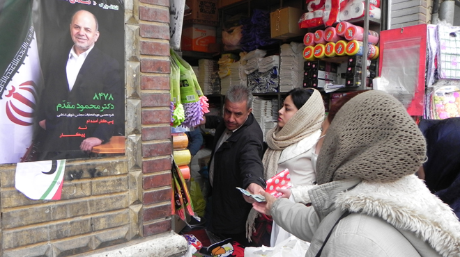 Los iranís, optimistas tras el fin de las sanciones